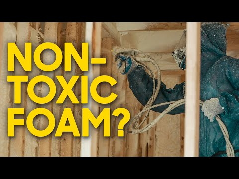 """""""Low/No Smell (VOC's) Spray Foam"""" – Let's put it to the test! [Video]"""
