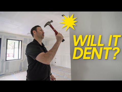 Drywall 101: Here's the specs for a Top Notch Job [Video]