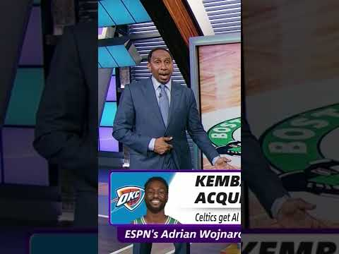 The Boston Celtics won't be worse off without Kemba Walker – Stephen A.   Stephen A.'s World #Shorts [Video]