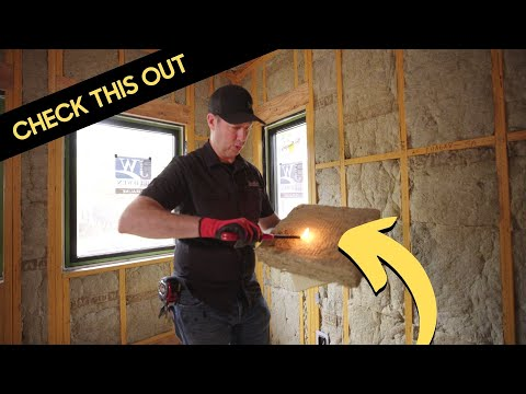 7 reasons I used Rockwool insulation at my house. [Video]