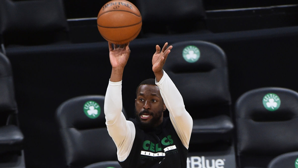 NBA Writer Suggests This Team Should Pursue Trade For Kemba Walker [Video]