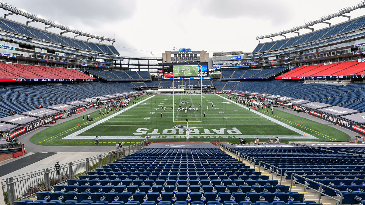 Gillette Stadium Ranks Awfully Low On This List Of NFL's Best Venues [Video]