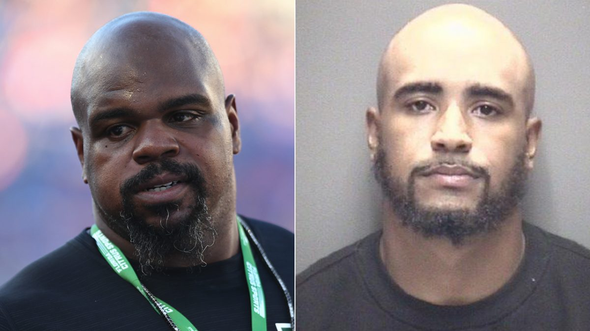 Vince Wilfork's son arrested after allegedly stealing Patriots Super Bowl rings, other valuables [Video]