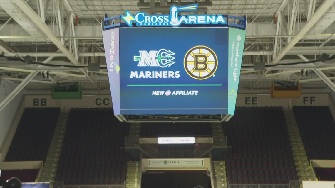Mariners join the Bruins family [Video]