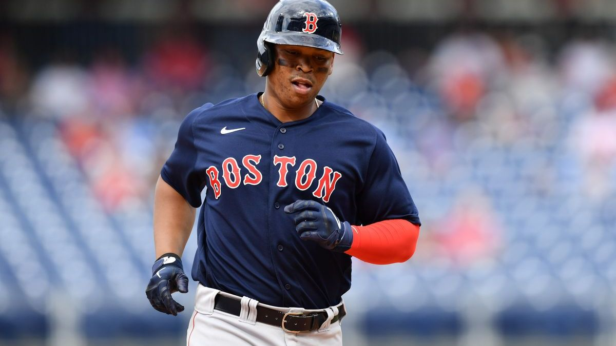 Watch Rafael Devers, Hunter Renfroe Go Back-To-Back For Red Sox [Video]