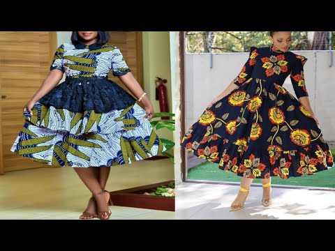 Ankara Gowns Styles And Lace/ Asoebi Dresses Most Amazing And Trending African Fashion Styles [Video]