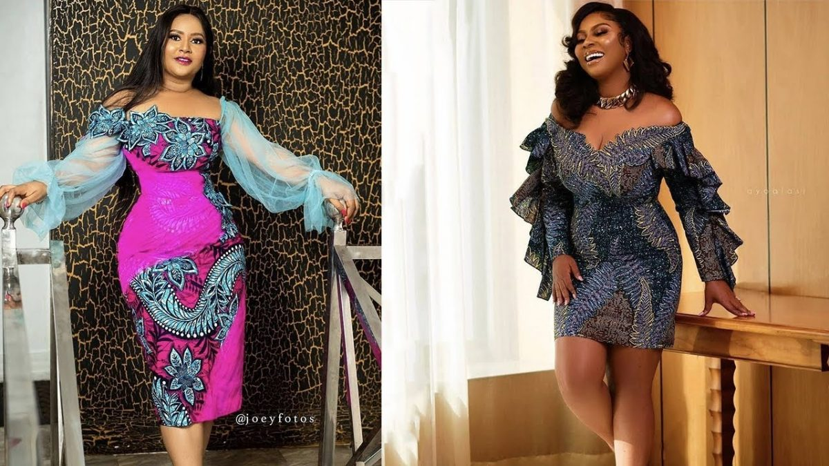 2021 BEAUTIFUL AFRICAN FASHION DESIGNS | RECENT STUNNING & STYLISH DESIGNS OF #AFRICAN DRESSES [Video]