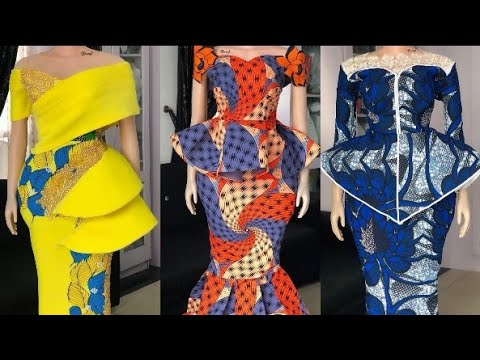 Most fascinating African Ankara styles// African #asoebi Ankara wears for Queen's like you. [Video]