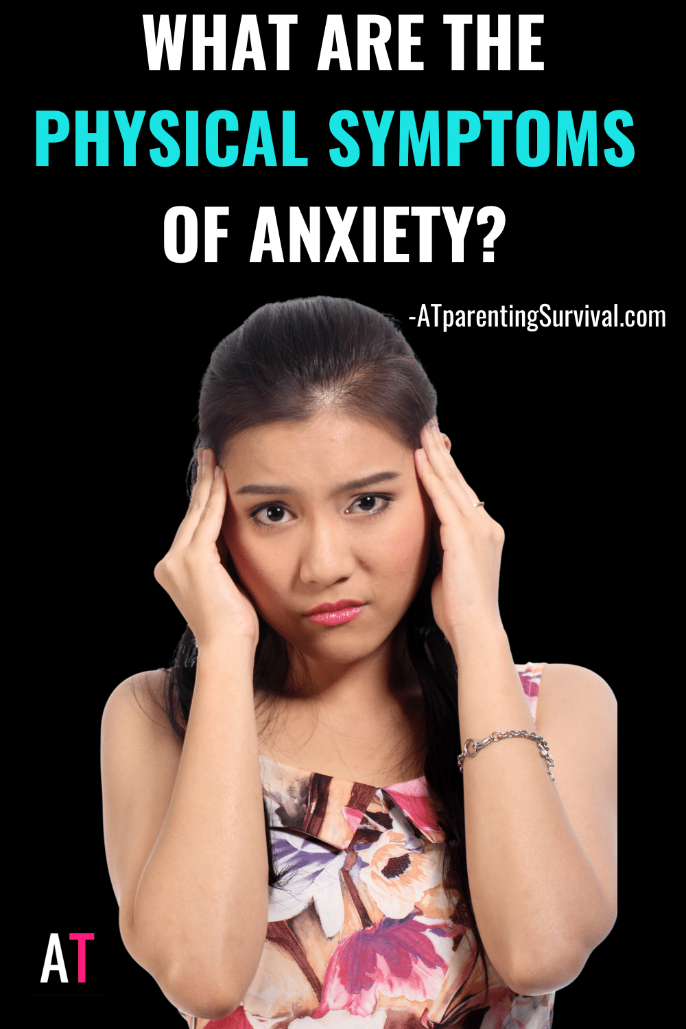 What are the Physical Symptoms of Anxiety [Video]
