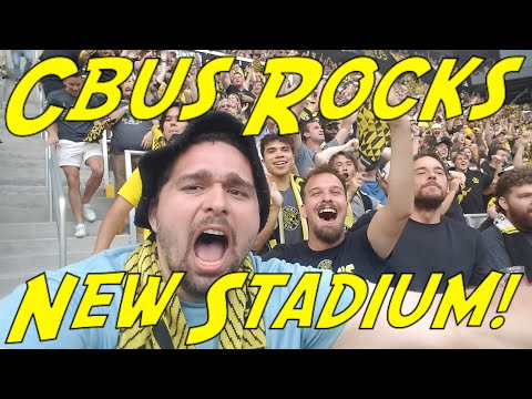 Incredible opening day at New Crew Stadium Columbus Crew vs New England Revolution lower.com field [Video]