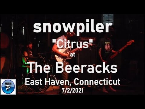"""Snowpiler """"Citrus"""" at The Beeracks, East Haven, Connecticut 7/2/2021 CT [Video]"""