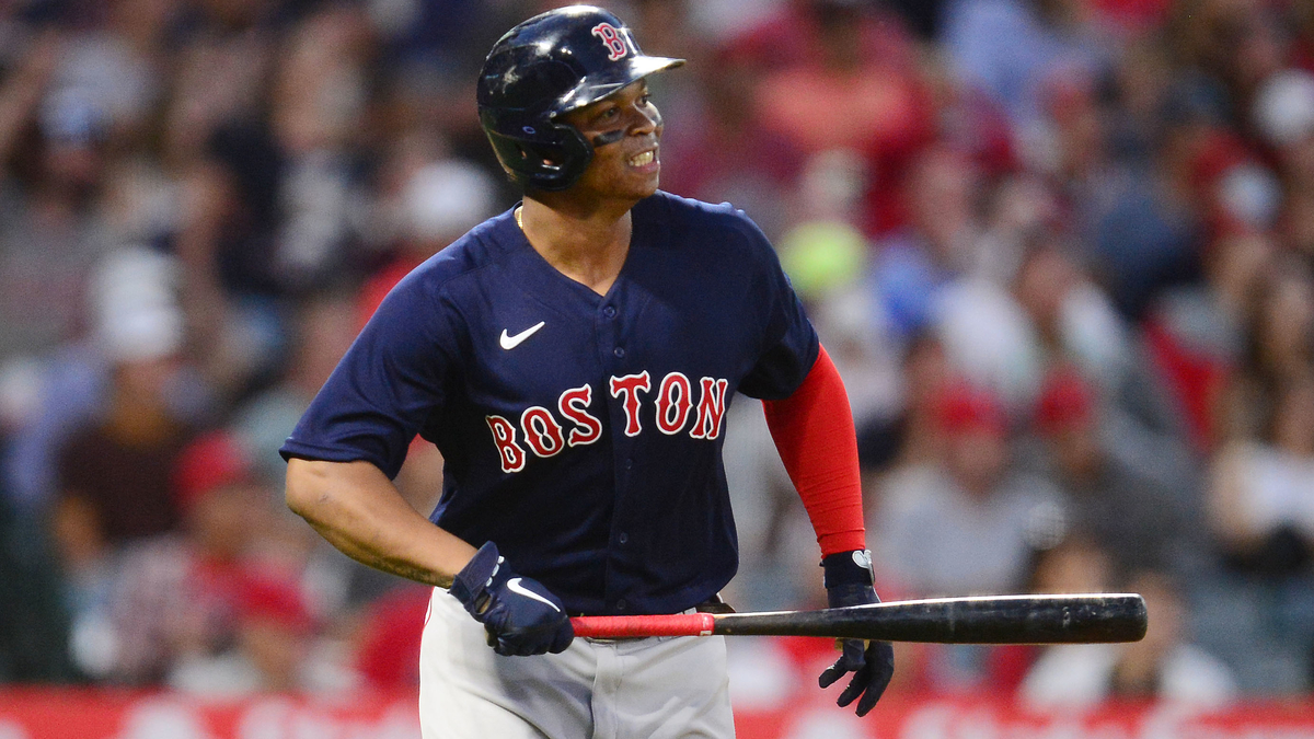 Watch Rafael Devers Extend Red Sox's Lead Vs. Angels With Home Run [Video]