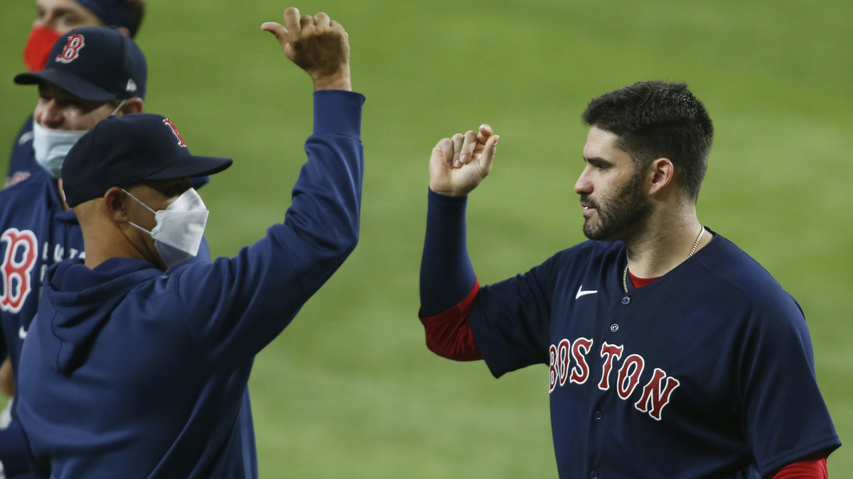Red Sox Go For Series Win In Final Regular Season Game Vs. Angels [Video]