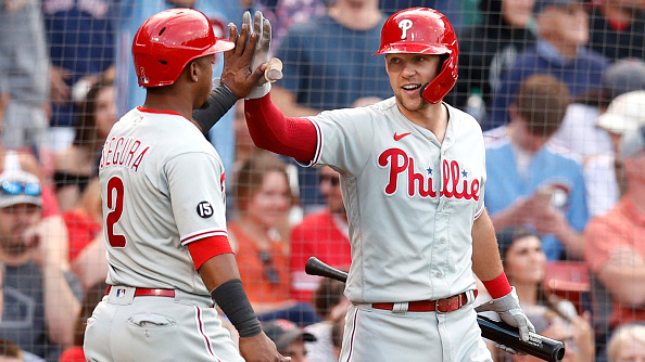 MLB: Phillies 11, Red Sox 2 – Video [Video]