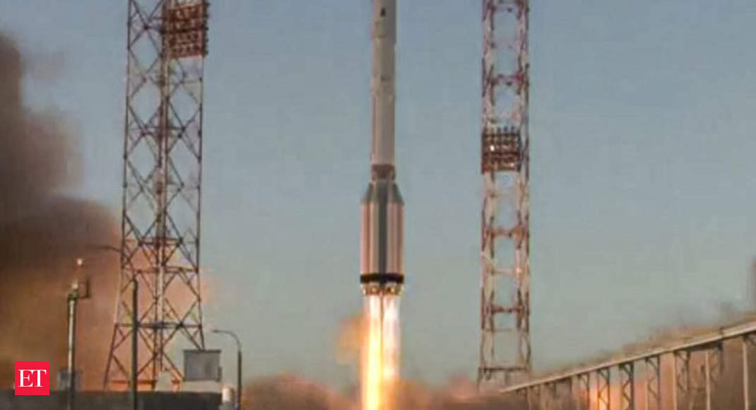 Watch: Russia launches long-delayed lab module to ISS – The Economic Times Video [Video]