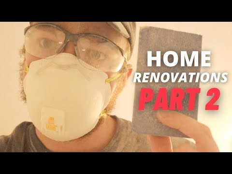 MANUFACTURED HOME REMODEL and HOUSE RENOVATIONS (Renos part 2) [Video]
