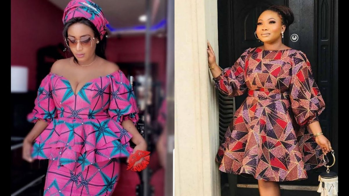 40+ Super Alluring African Dresses: Most Elegant And Beautiful #Ankara Fashion For Stylish Ladies [Video]