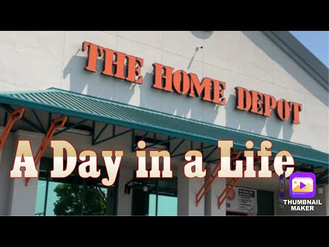 A Day In a Life – Home Depot Edition [Video]