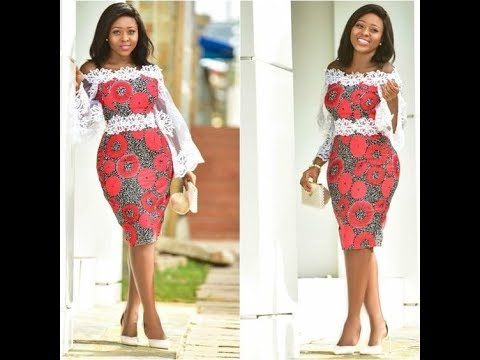 Unique Ankara and Aso Ebi Styles for Ladies 2019 Collection [Video]