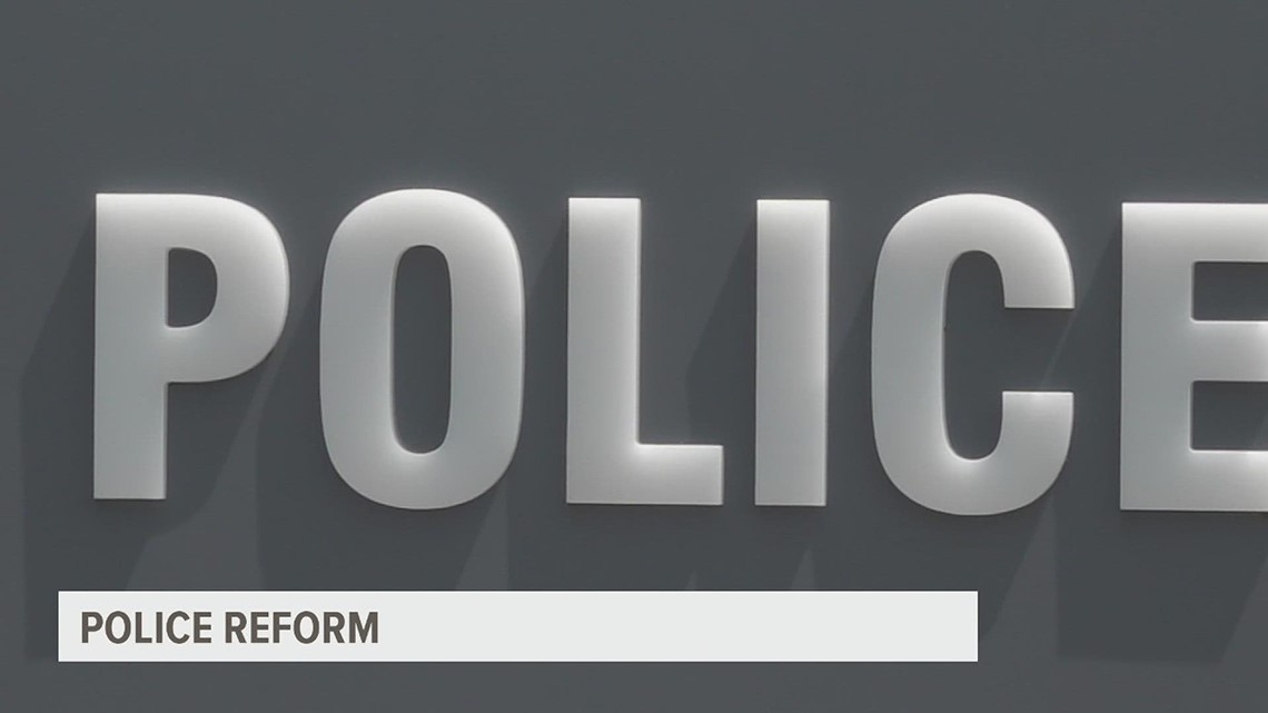 Police reform takes center stage in Pennsylvania [Video]