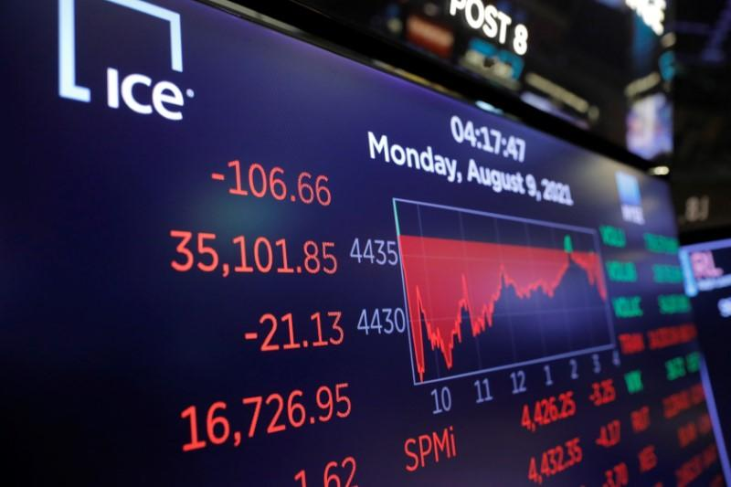 S&P dips, just off record as energy shares fall [Video]
