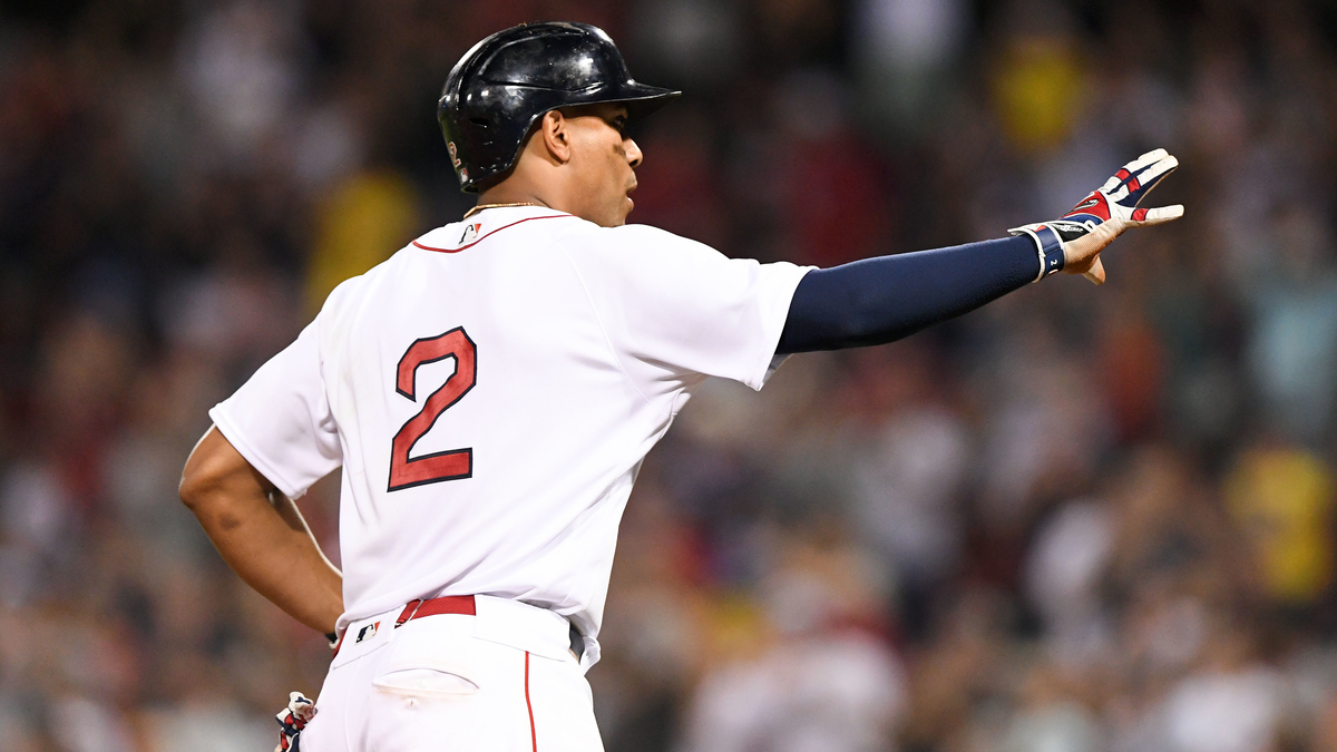 Was Anything Said To Red Sox During Slump? Xander Bogaerts Weighs In [Video]