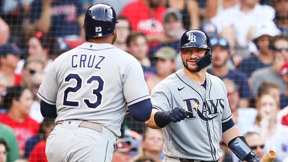 MLB: Rays 8, Red Sox 1 – Video [Video]