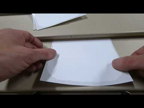 Easy DIY repair damage vinyl siding & fences. USA made patch kit complete with center reinforcement [Video]