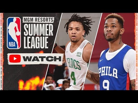 Video: Celtics remain undefeated in summer league action, advance to championship game [Video]
