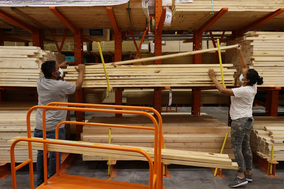 Fewer people are going to Home Depot. That could be a bad sign for the housing market [Video]