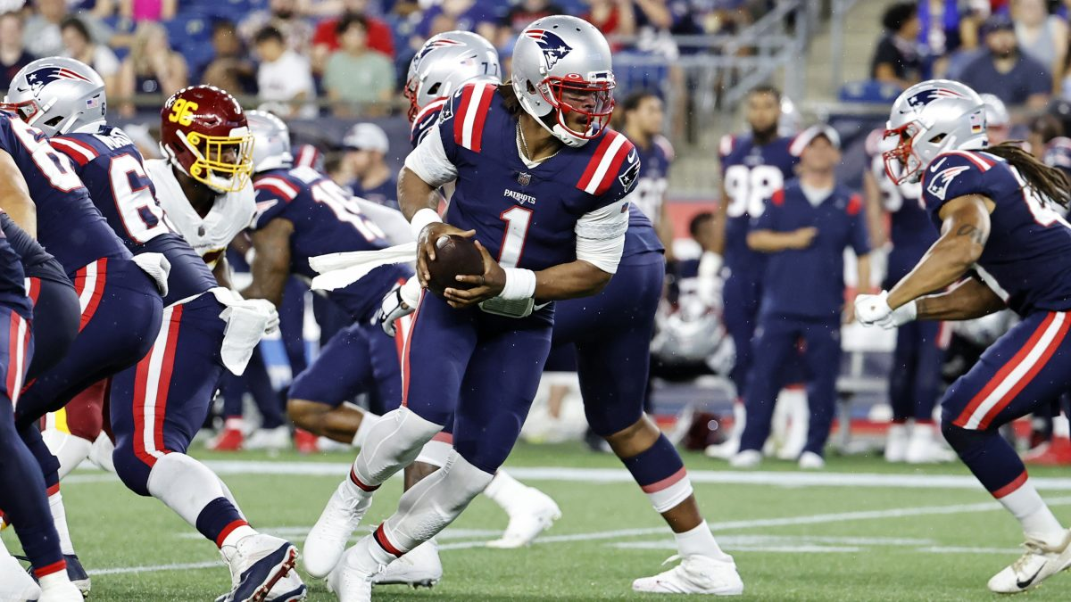 Cam Newton never told if he is New England Patriots starter for NFL Week 1 [Video]