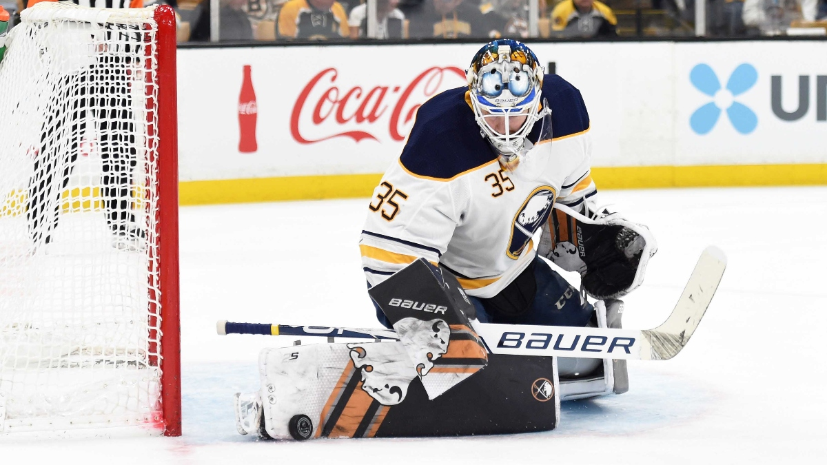 Linus Ullmark Stats Suggest New Bruin Is Primed For Breakout Season [Video]