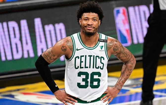 Smart Agree To Four-Year Contract Extension With Celtics [Video]