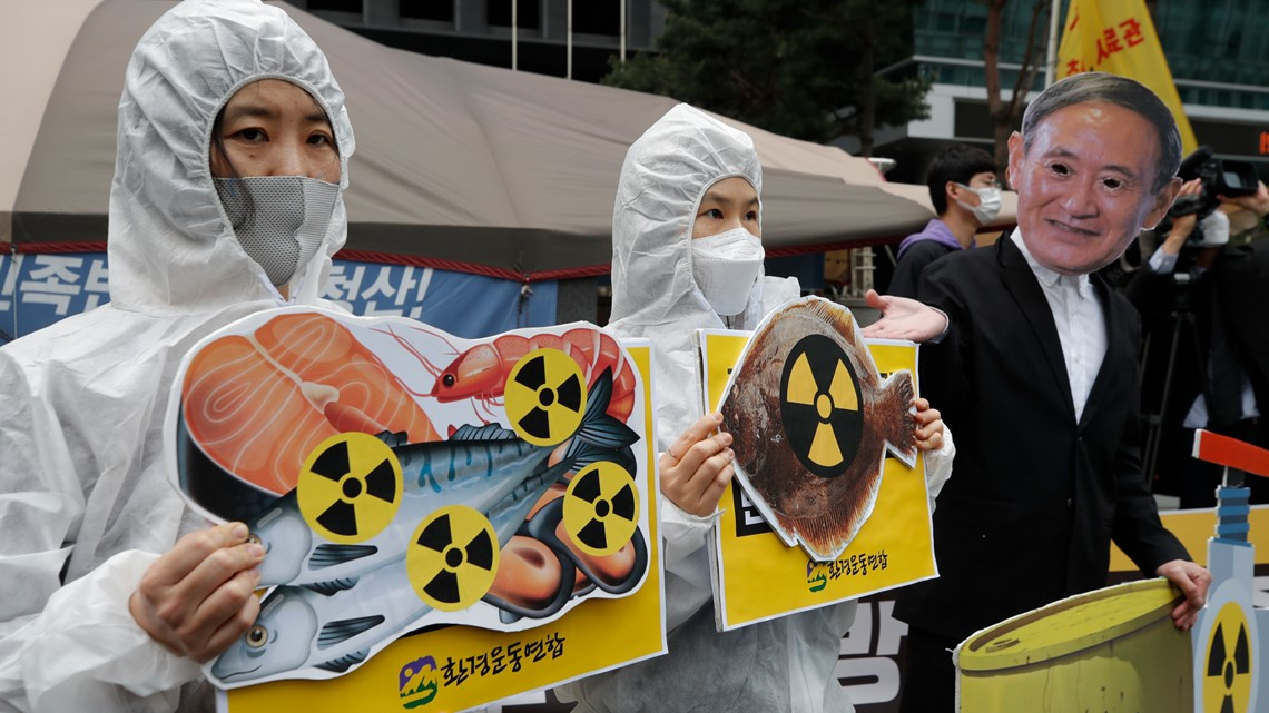 Fukushima nuclear water will be released in undersea tunnel [Video]