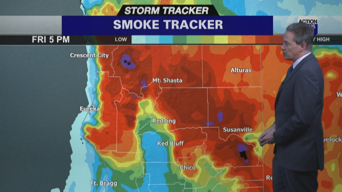 Storm Tracker Forecast – Bright, Hazy Heat As Labor Day Weekend Arrives [Video]