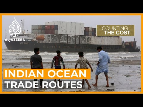 Do China's ambitions in Indian Ocean go beyond protecting trade? | Counting the Cost [Video]