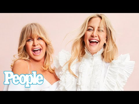 """Kate Hudson and Mom Goldie Hawn Love to Be Each Other's """"Greatest Cheerleader"""" 