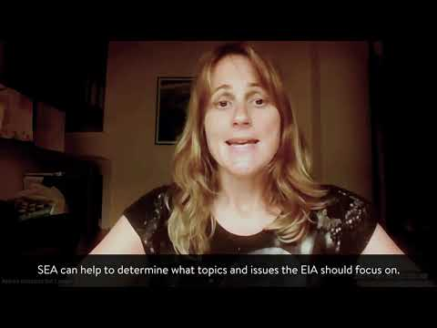 Research 391: Tiering of Environmental Assessment [Video]