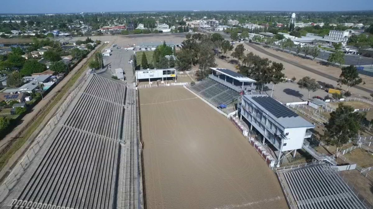136 new solar panels installed at Clovis Rodeo grounds [Video]