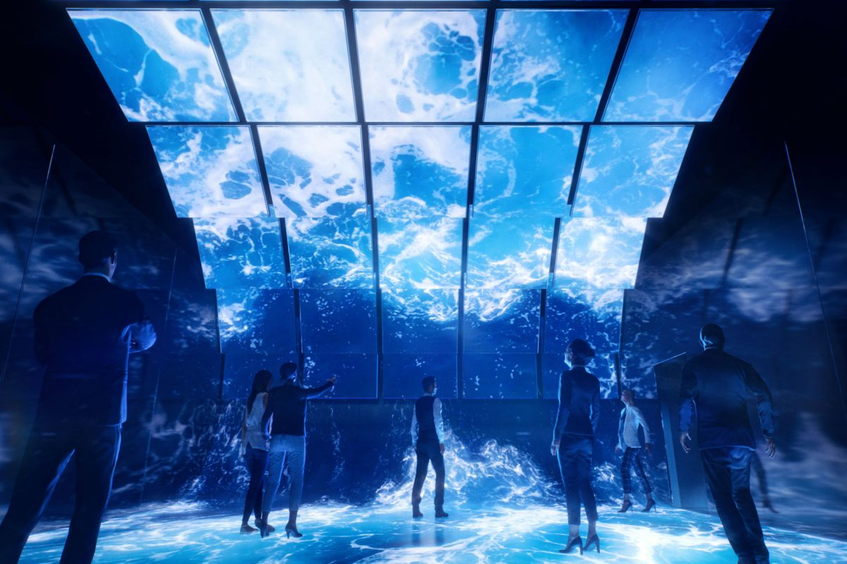 An Immersive Experience Explains Ocean Plastic Pollution [Video]