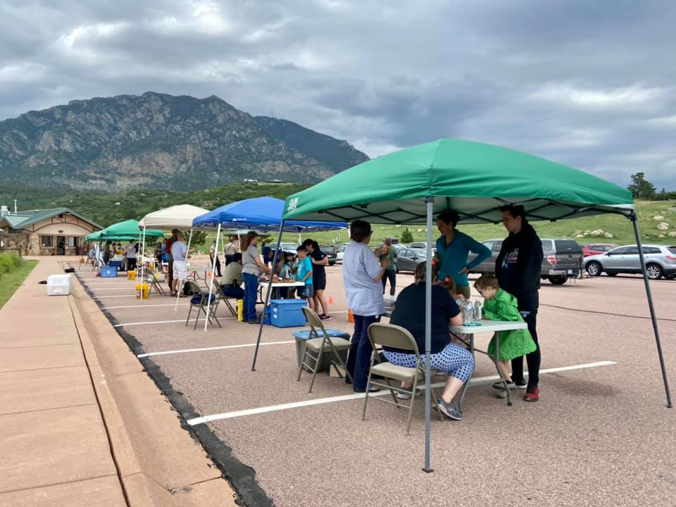 No Child Left Inside, Cheyenne Mountain State Park at Cheyenne Mountain State Park, Colorado Springs CO, Family Fun [Video]
