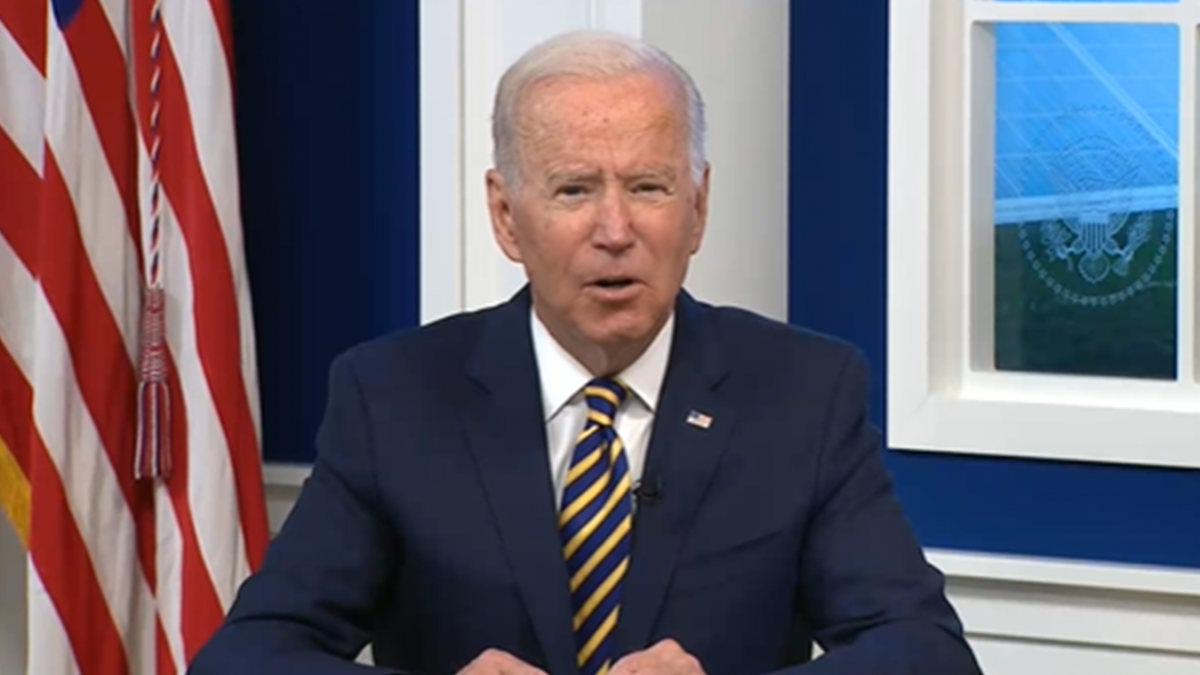 Biden touts 'silver lining' despite 'existential threat' of climate crisis [Video]