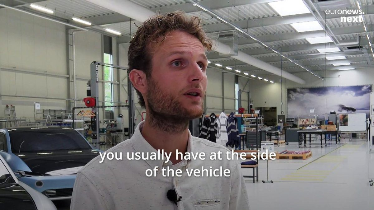 This Dutch scale-up is creating a solar-powered [Video]