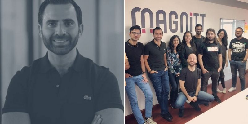 The CEO Of Magnitt Explains The Concept Behind His Collaborative Platform For Entrepreneurs [Video]