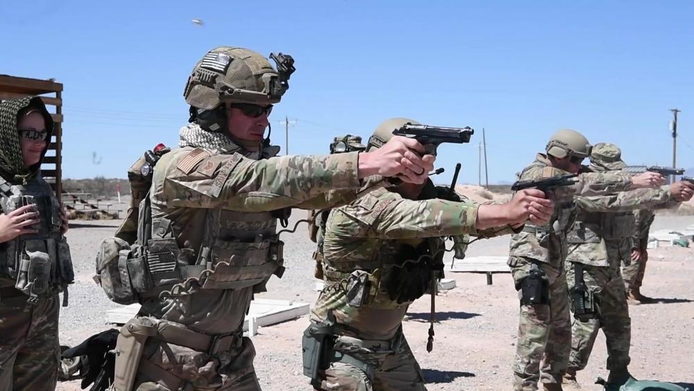 DVIDS – Video – Small Arms Training 203rd Ground Combat Training [Video]