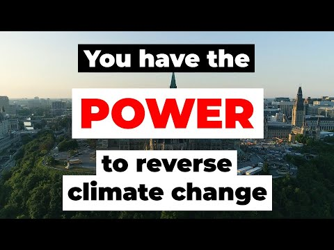 You have the POWER to reverse Climate Change [Video]