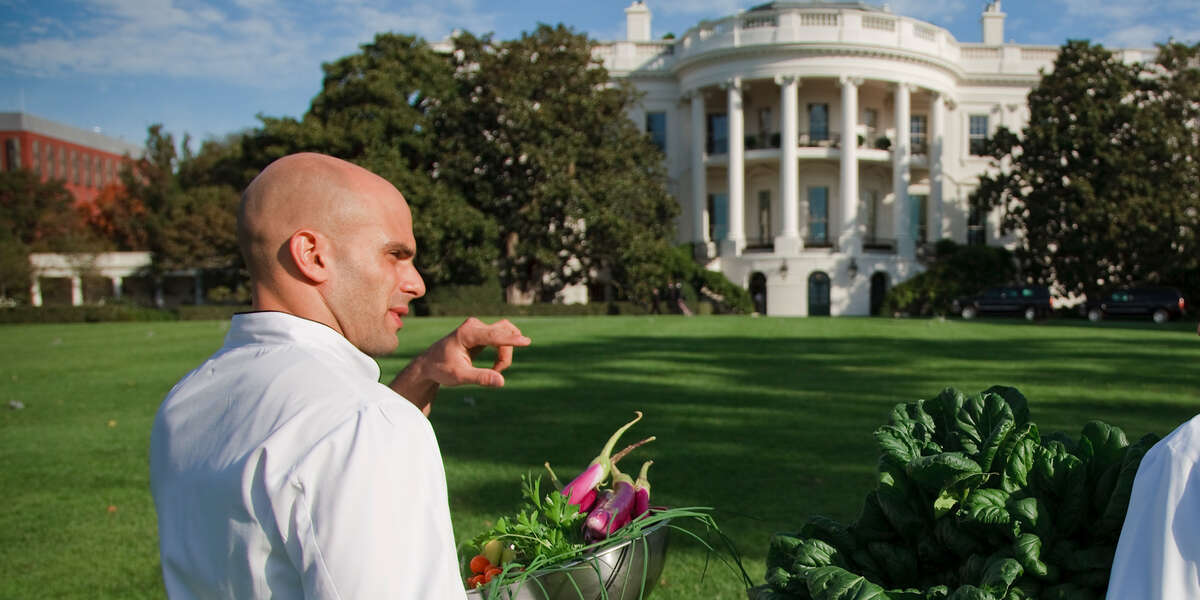 Former White House Chef on Food Production and Climate Change – Videos [Video]