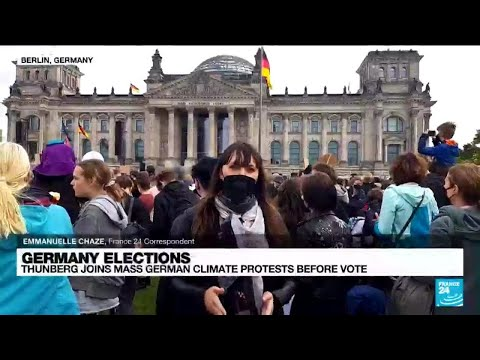 German youth returns to the streets to fight climate change • FRANCE 24 English [Video]