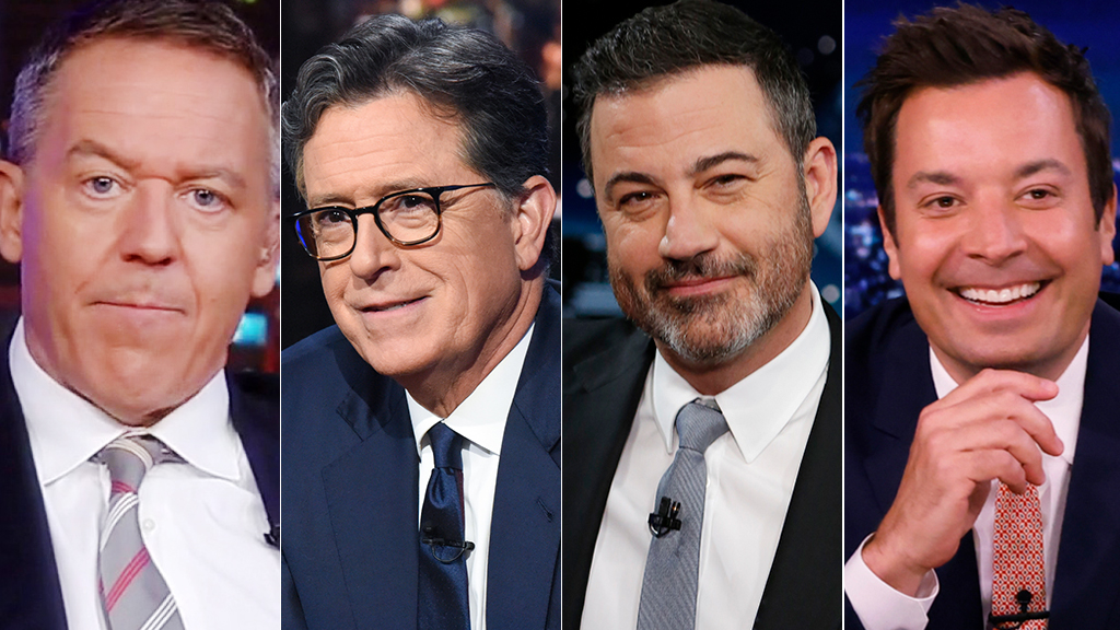'Gutfeld!' beats all late-night shows on their widely hyped 'Climate Night' [Video]
