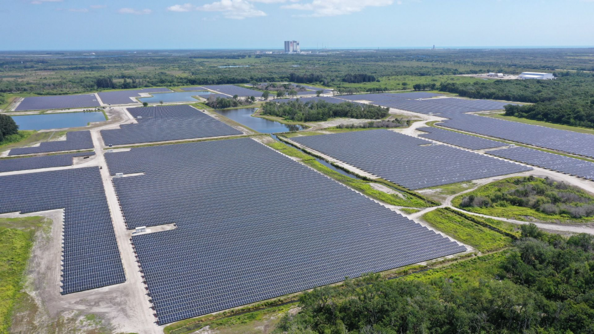 FPL continues solar energy investment across Floridas Space Coast  WFTV [Video]